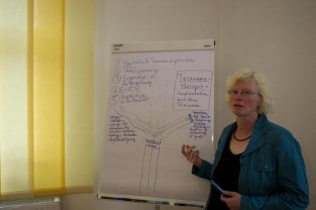 Notfallpsychotherapie für Betroffene nach traumatischen Erlebnissen